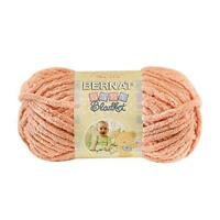 Bernat Baby Blanket Yarn, 3.5 Ounce, Baby Peach, New, Free Shipping