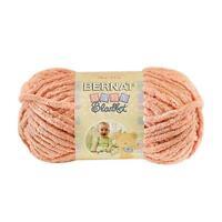 Bernat Baby Blanket Yarn, 3.5 Ounce, Baby Peach, New, Free Shipping