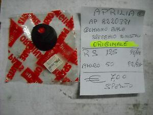 APRILIA-GOMMINO-BASE-SPECCHIO-SINISTRO-ORIGINALE-RS-125-AMICO-50-AP8220331