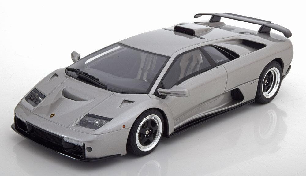 vendite online Gt Spirit Spirit Spirit 1999 Lamborghini Diablo Gt argentooo 1 18 Scala le di 400  trova il tuo preferito qui