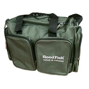 Tasche Grade Produkte Nach QualitäT ZubehÖrtasche UmhÄngetasche Anglertasche Goodfish Angeltasche Deluxe