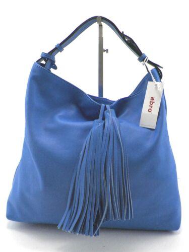 Royal Handtasche Schultertasche Abro 79 Blau 026826 qwXTRE8