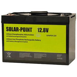 XENES-ECO-Line-12V-LiFePO4-Smart-BMS-Lithium-Solar-Strom-Versorgungs-Batterie