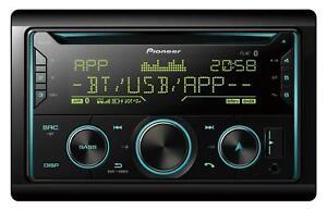 Pioneer-FH-S720BT-Doppel-DIN-CD-MP3-Autoradio-Bluetooth-USB-iPod-AUX-IN