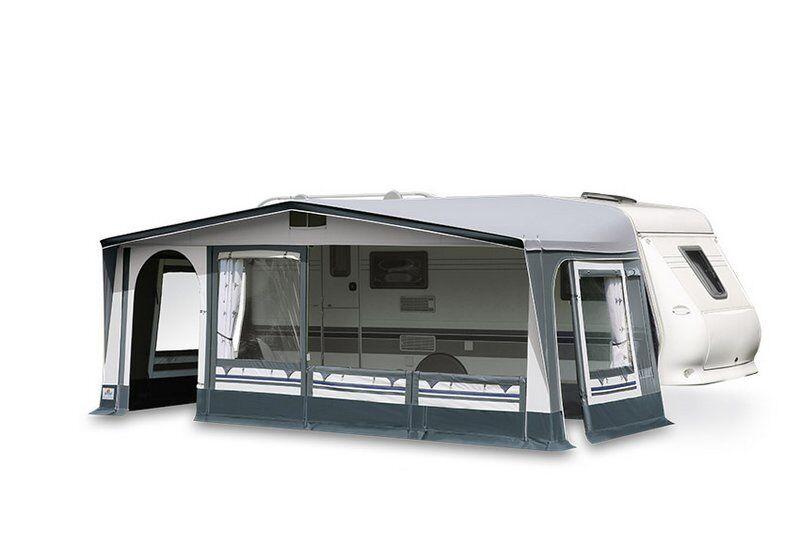 BRAND Wohnwagen Wohnwagen Wohnwagen Vorzelt Riogrande 240 Gr. 12, Zelt Camping e3c99b