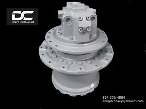 Details about JOHN DEERE 200LC COMPLETE FINAL DRIVE