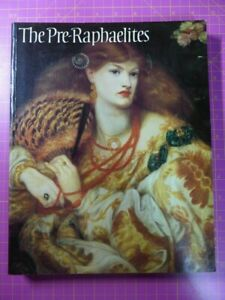 THE-PRE-RAPHAELITES-Tate-Gallery-PB-BOOK-1984-0140069933-Art-History-312-pages