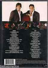 rare CD+DVD SILVESTRE DANGOND & JUANCHO DE LA ESPRIELLA el original COME&VUELVE