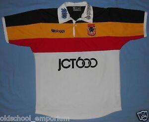 Bradford BULLS / 2002 Home - BLOGGS - vintage MENS rugby Shirt / Jersey. Size: S - Poland, Polska - Bradford BULLS / 2002 Home - BLOGGS - vintage MENS rugby Shirt / Jersey. Size: S - Poland, Polska