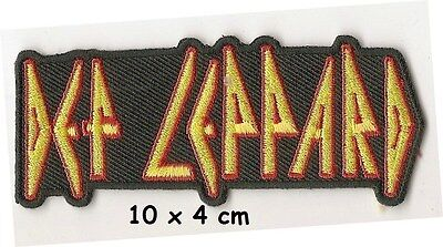 DEF LEPPARD patch - FREE SHIPPING