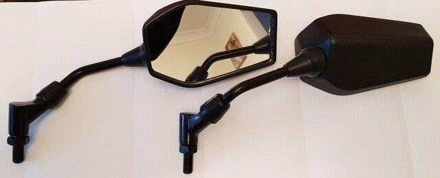 Carbon Optik Paar Spiegel für Kawasaki Z 1000 E  Special Edition ABS 2013  designer online