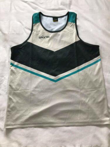 Fitness NEW Yoga Skins Mens /& Youth Running Multi Purpose Vest