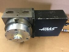 Haas Rotary Table With Servo Control 120 Volt 6 Platter