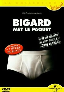 DVD-Bigard-met-le-paquet-Occasion