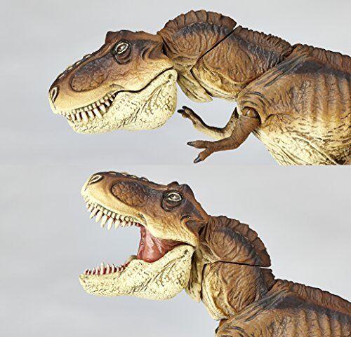 New Legacy OF Revoltech LR-022 T-Rex Lost World Jurassic Park Figure Kaiyodo