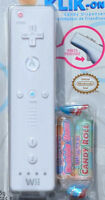 Cute 5 Nintendo Wii Video Game Controller Klik Candy Dispenser Collector Toy C