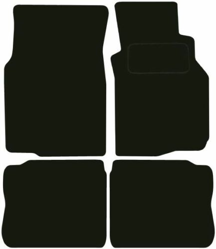 Mitsubishi Lancer Evo4 Tailored car mats ** Deluxe Quality ** 2001 2000 1999 199