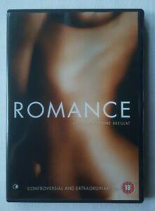 Romance-1999-by-Catherine-Breillat-2014-UK-Region-2-DVD-French-w-English-Subs