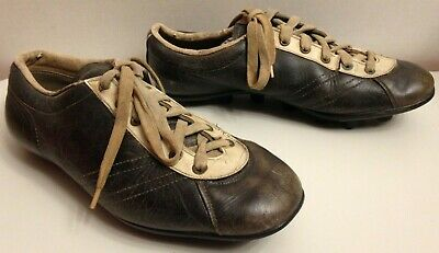 RARE CHAUSSURES FOOTBALL CUIR HUNGARIA VINTAGE TAILLE 43 | eBay