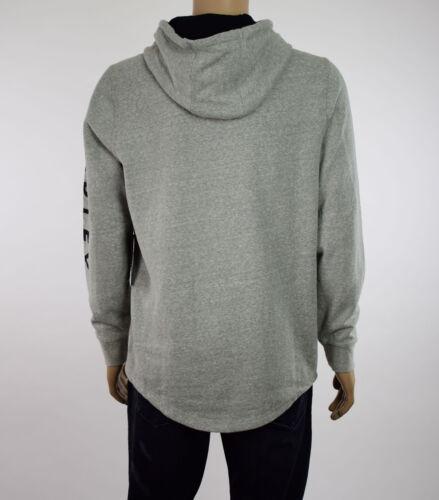fleece Heren capuchon grijze met Hurley Bayside M pullover 889294943749 q7TBFxgW4x