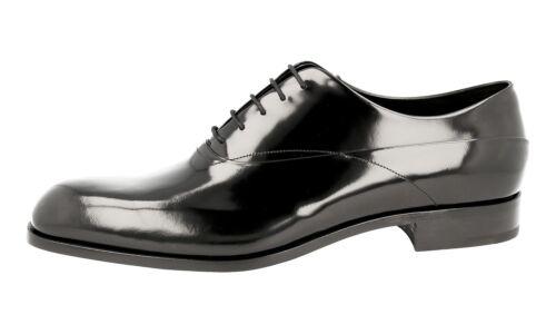 45 Nouveau 2eb143 Prada Nouveau Business Shoes Luxe Noir 5 45 11 nRXq81RWw