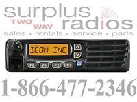Icom F6021 52 Uhf 450-512mhz Mobile 45w 128ch Fire Police Ems Racing Base
