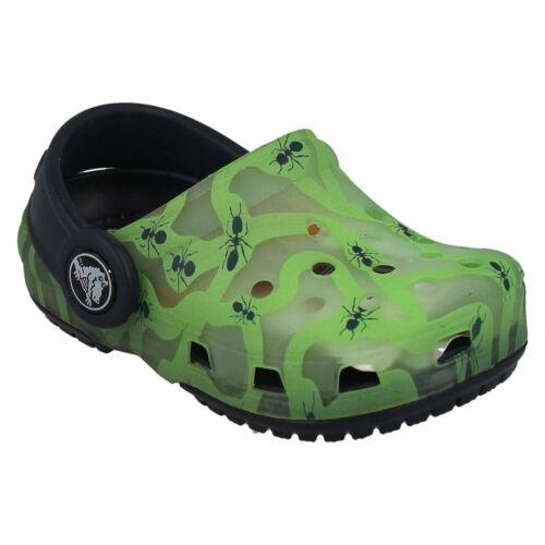 Oferta vacaciones Crocs os Zuecos navy Zapatillas de para Ni sin Zapatos playa cordones Camaleones Celery la Hormigas TrSqTUw