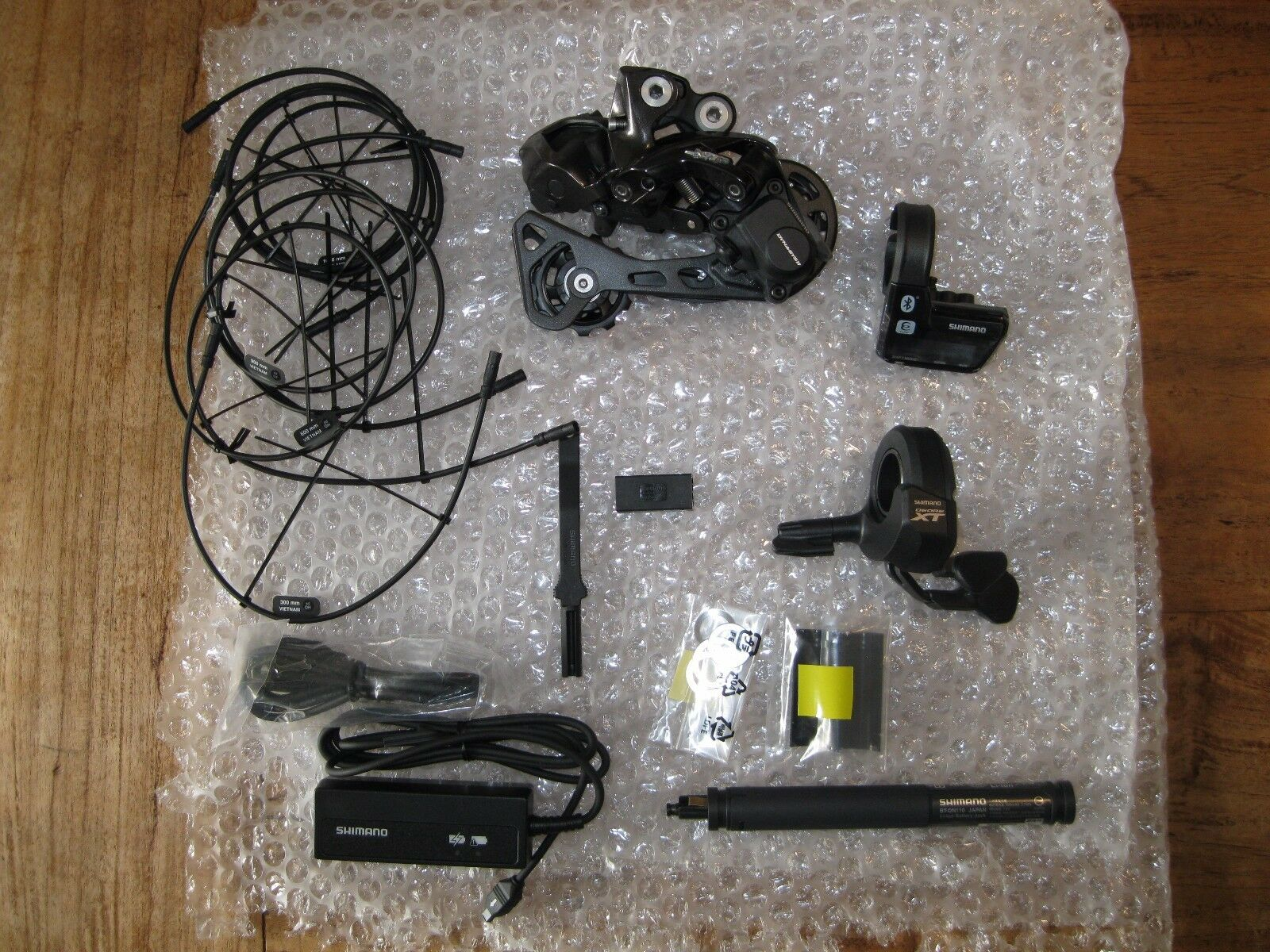 Shimano XT Di2 M8050 Upgrade Kit   Set 1x11 Fach NEU