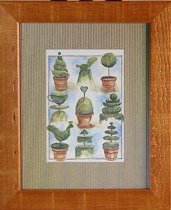 Topiary 1  Framed Print - Northampton, Northamptonshire, United Kingdom - Topiary 1  Framed Print - Northampton, Northamptonshire, United Kingdom