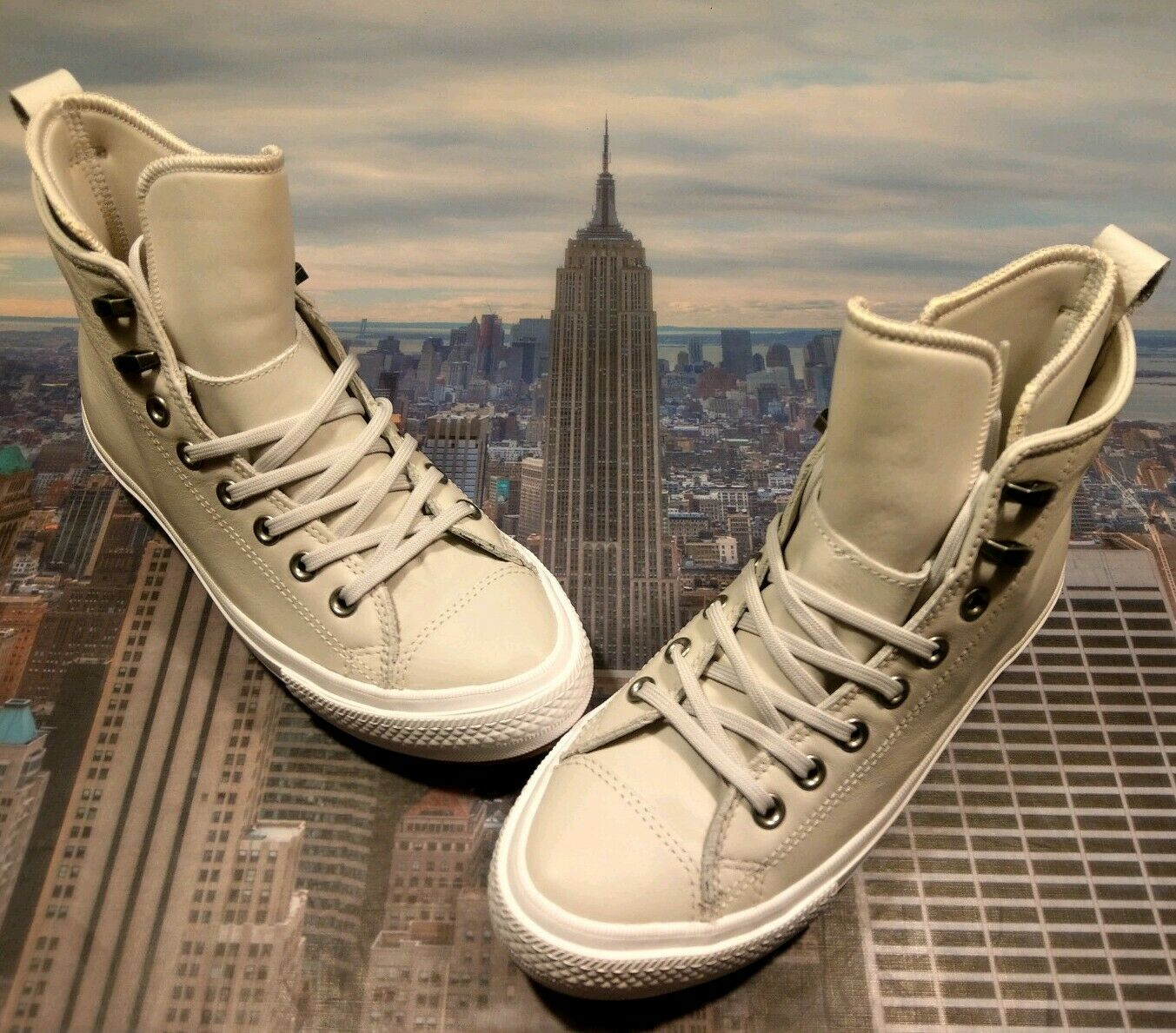 Converse Chuck Taylor All Star Star Star para mujer Bota Impermeable Alta Top Talla 7 557944C  diseñador en linea