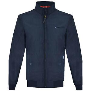 Lambretta Harrington Jacket Coat Burgundy Small Shower Resistant LMBBHH1 £40