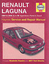 Renault Laguna Petrol and Diesel (1994-2000) Ser, Mead, John S., Coombs, Mark, R