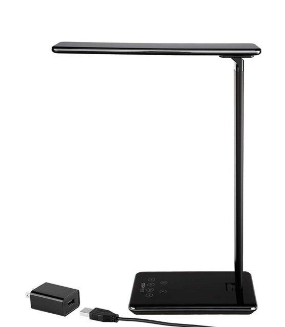 TORCHSTAR Dimmable LED Desk Lamp, 4 Lighting Modes