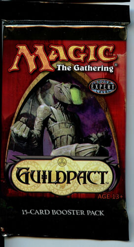 MTG Guildpact New Booster Pack WOTC Magic the Gathering 2006 Amricons