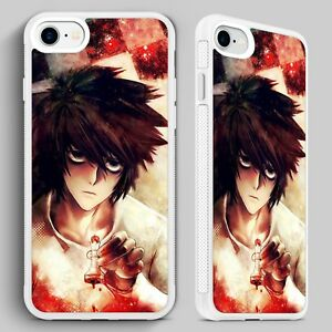 Details about Death Note Manga Cartoon QUALITY PHONE CASE COVER for iPHONE 4 5 6 7 8 X