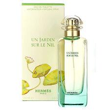 Hermes Un Jardin Sur Le Nil Eau de Toilette 3.3oz,100ml Fragrance Women #8575