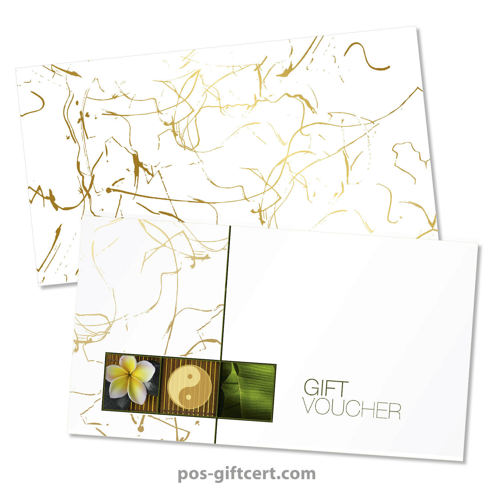 Gift vouchers  envelopes for physiotherapy, wellness, massage MA254GB | Einzigartig
