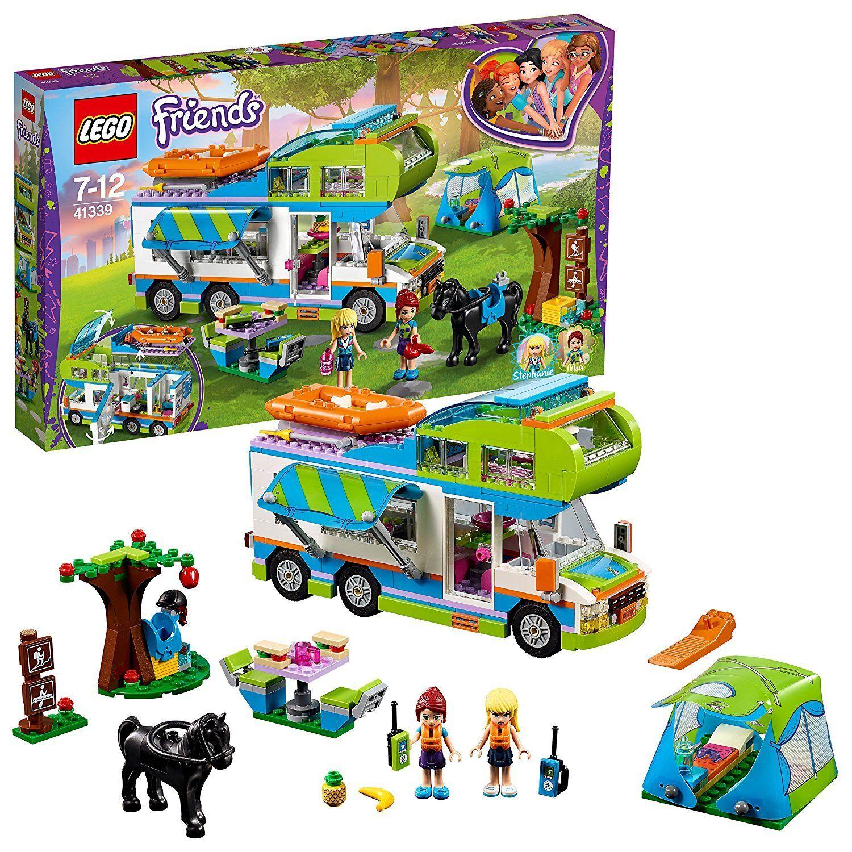 LEGO Friends 41339 - Autocaravana de Mia. 7-12 años