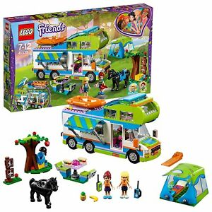 Lego Friends 41339 - De Camping-car Mia.   7-12 ans