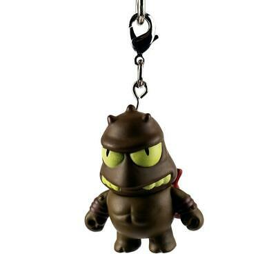 "Kidrobot Futurama X2 Series 1/"" Keychain Lord Nibbler Fox Designer Art Figure Toy"