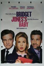 Bridget Jones Baby A Movie Poster 2016 Release 2 Sided 27 X 40 Unused Ebay