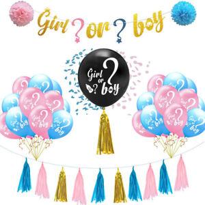 Decoration-fete-douche-papier-aluminium-rose-dore-sexe-revelant-ballons-ME