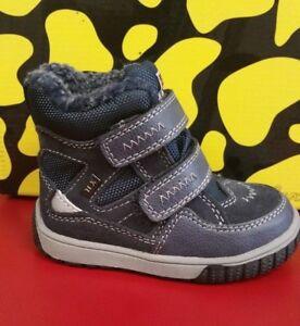 Details zu Lurchi Salamander Schuhe Boots Jungen mit Tex Membran Gr 21 22 23 24 25 26