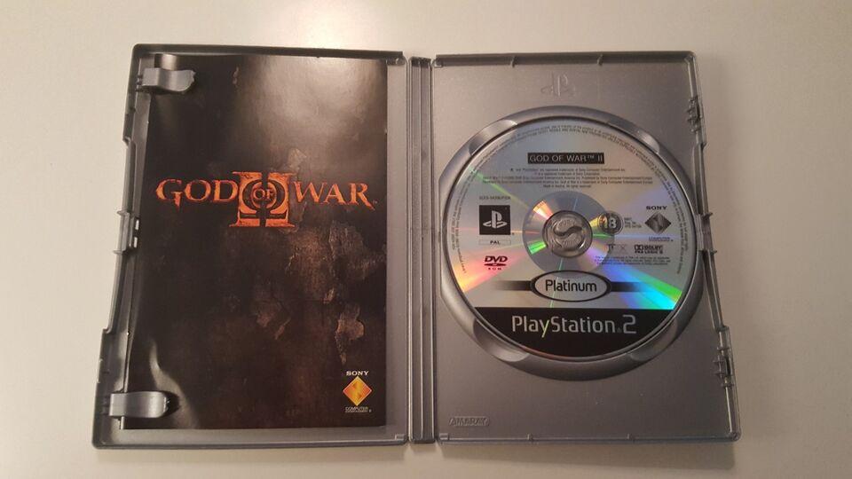 God of war 2, PS2