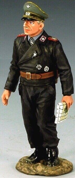 King & Country WW2 Ejército Alemán WS127 General Heinz Guderian MIB