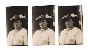collier femme 1900