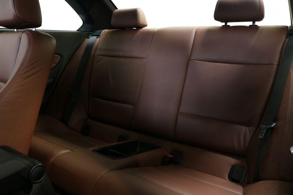 BMW 135i 3,0 Coupé Steptr. Benzin aut. Automatgear modelår