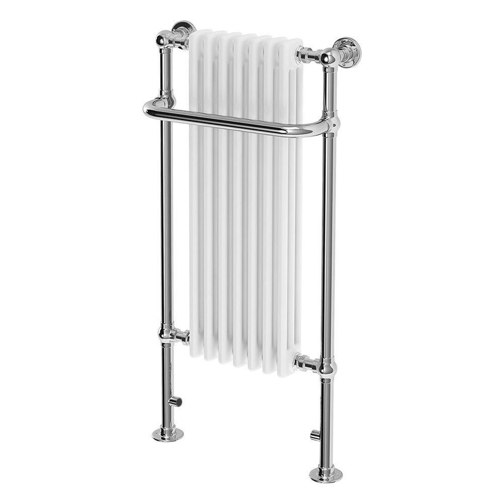 500mm x 1130mm  Anne  Traditional Bathroom Heated Towel Rail Radiator 3783 BTUs