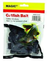 Magic Catfish Bait 6oz Dark Red Blood 3622