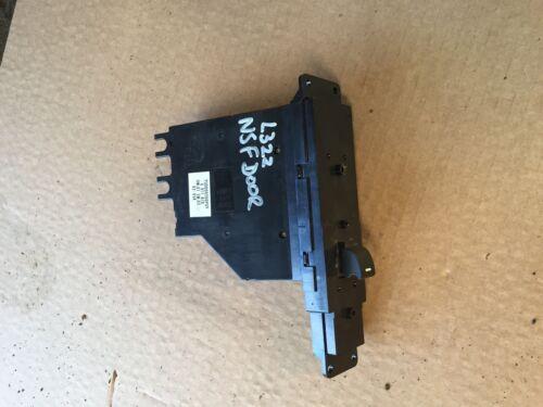 RANGE ROVER L322 4.4 Td6 Near Side Front Window Switch N//S